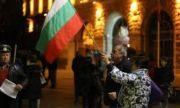 Петима задържани на снощния протест