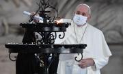 Лидерите на световните религии отправиха от Рим апел за мир