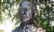 Махат паметника на Кубадински в Лозница