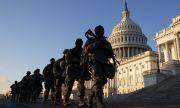 Войници в Капитолия, Тръмп зове за спокойствие