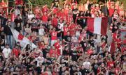 Ето колко билети за феновете на ЦСКА за мача с Локо