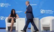 Красива американска журналистка впечатли Владимир Путин