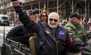 Вторият човек на Луната отпразнува по уникален начин 91-ия си РД
