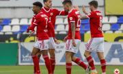 ЦСКА с втора поредна победа в efbet Лига, Али Соу най-после вкара