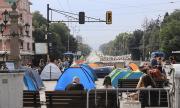 Протестите в София продължават