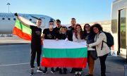 Виктория пристигна в Ротердам за Евровизия 2021 (ВИДЕО)