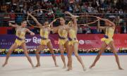 Коронавирусът удари и грациите от ансамбъла ни по художествена гимнастика