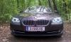 Тест на BMW ActiveHybrid 5