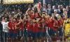 Испания разфасова Италия и заслужено защити титлата си
