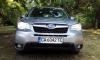 Тест на Subaru Forester