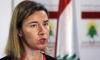 Могерини е оптимист за политическия процес в Сирия