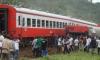 Влак дерайлира в Камерун, десетки загинали