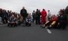 Сблъсък между полиция и протестиращи фермери на Карловско шосе