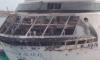 Пожар на борда на круизен кораб евакуира над 2200 пътници