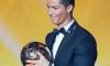 """Кристиано Роналдо спечели за трети път """"Златната топка"""""""