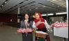 Мартеници зарадваха пътниците на BG летищата