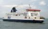 Избухна пожар на ферибот, пътуващ през Ламанша