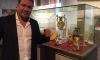 Кубрат Пулев дари 5 хил.лв за реставриране на Голямата базилика в Плиска