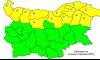 Жълт код за силен вятър в 13 области
