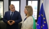 Борисов благодари на Могерини за споразумението за реадмисия с Афганистан