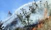 Голям пожар между Благоевград и Симитли