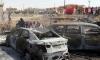 Осем коли-бомби взривени в Багдад