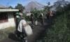 Вулкан изпепели няколко души в Индонезия