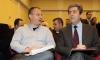 Първанов рамо до рамо със Станишев в Перник, не иска да става депутат