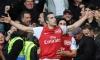 Виейра: Арсенал трябва да задържи Перси