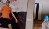 Роналдо обръща бутилки като луд (видео)