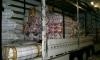 Огромно количество контрабанден текстил на Капитан Андреево