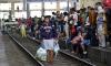 Гарата в Будапеща отвори врати за 2000 бежанци