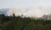 Пожар на 20 000 дка край границата с Турция /Обновена/