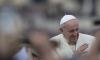Папа Франциск каза неприлична дума по време на проповед (видео)