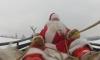 Вижте как Дядо Коледа потегли с подаръците