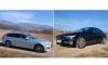 Тест на Volvo V90 и S90