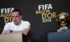 """Рибери: Кристиано Роналдо не заслужава """"Златната топка"""""""