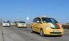 250 таксита протестираха в Добрич