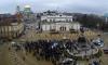 Протест пред парламента срещу новия заем (Обновена)