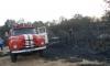 Изгасен е големият пожар край Перник