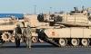 Американска танкова бригада акостира в Европа