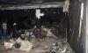 Спасена от пожар загина в катастрофа
