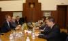 Тероризмът и бежанците основна тема при разговорите на Цацаров и Бъчварова с Роб Уейнрайт