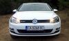 Тест на VW Golf TGI