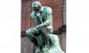Google отбелязва 172 години от рождението на Огюст Роден