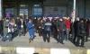 Над 100 души протестират в Мездра срещу спиране на влаковете