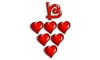 Любовта е доброволно влизане в лудница. Наздраве!