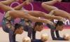 Гимнастичките ни с медали от Будапеща