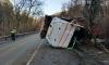 ТИР катастрофира на пътя Мездра – Ботевград