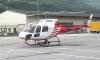 Трима загинаха в катастрофа с хеликоптер над Алпите